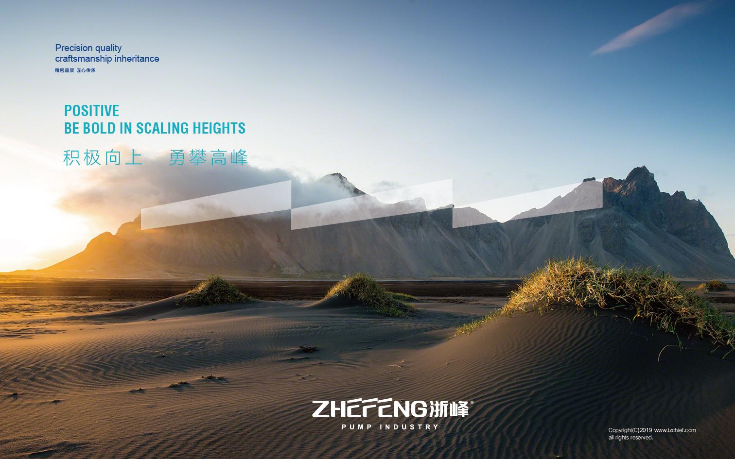 浙江浙峰泵业有限公司